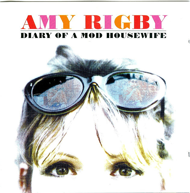 Amy Rigby Reissued 1996 S Diary Of A Mod Housewife On