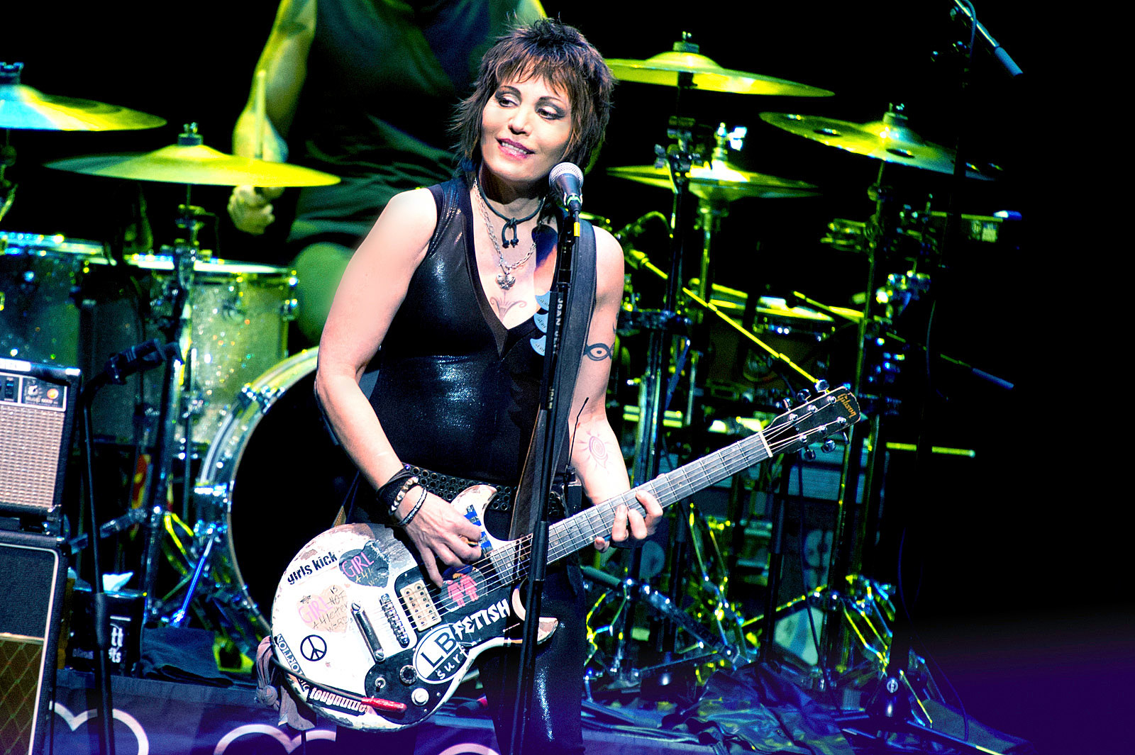 Joan Jett and the Blackhearts at Capitol Theatre