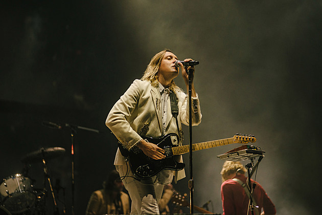 Arcade Fire at Voodoo Fest 2016 - Sunday