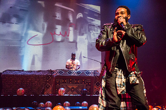 Pharoahe Monch at The Apollo in 2016 (more by Sachyn Mital)