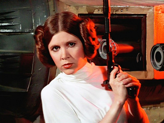 RIP Carrie!