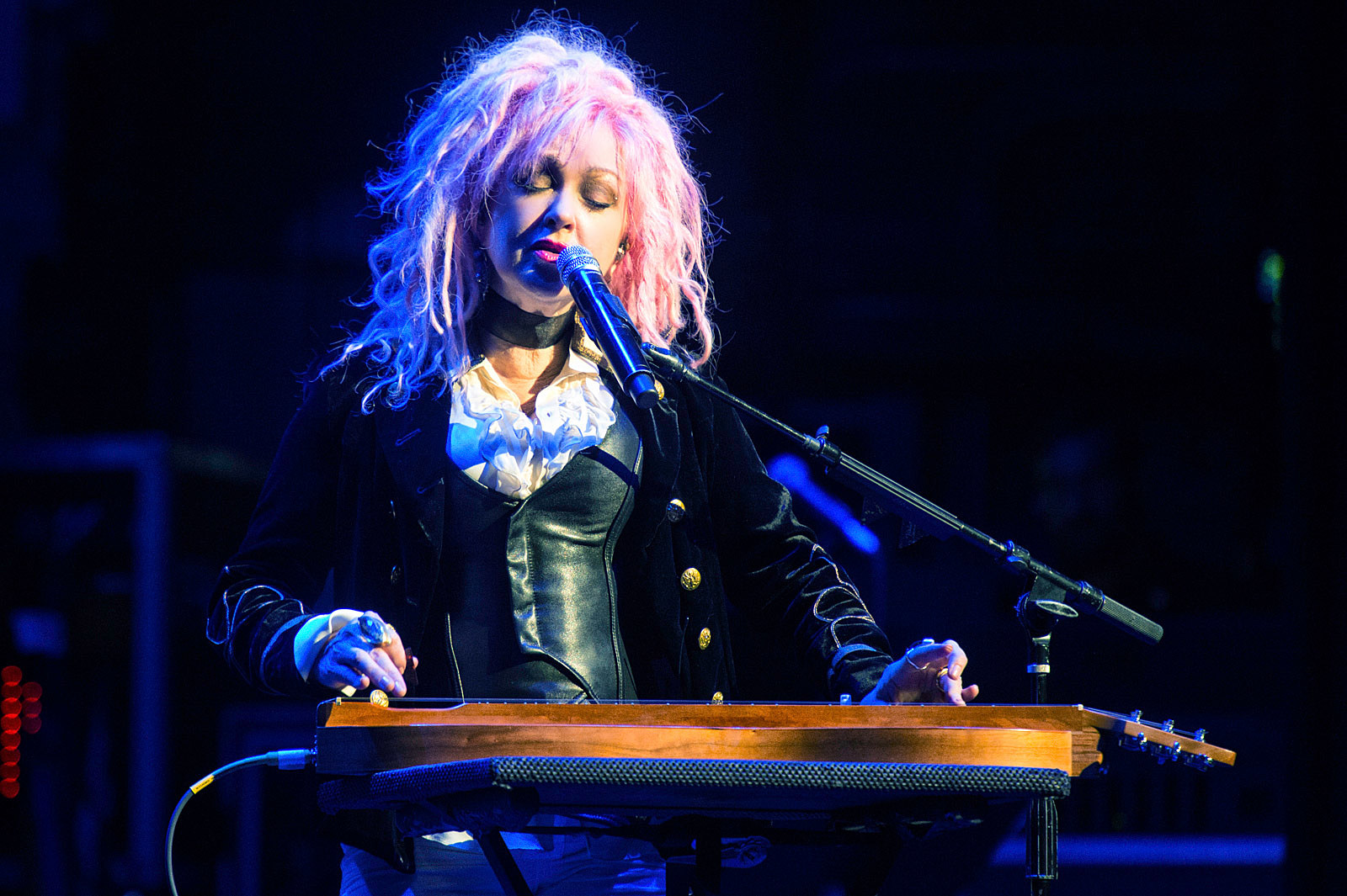 Cyndi Lauper and Friends: Home for the Holidays at Beacon Theatre