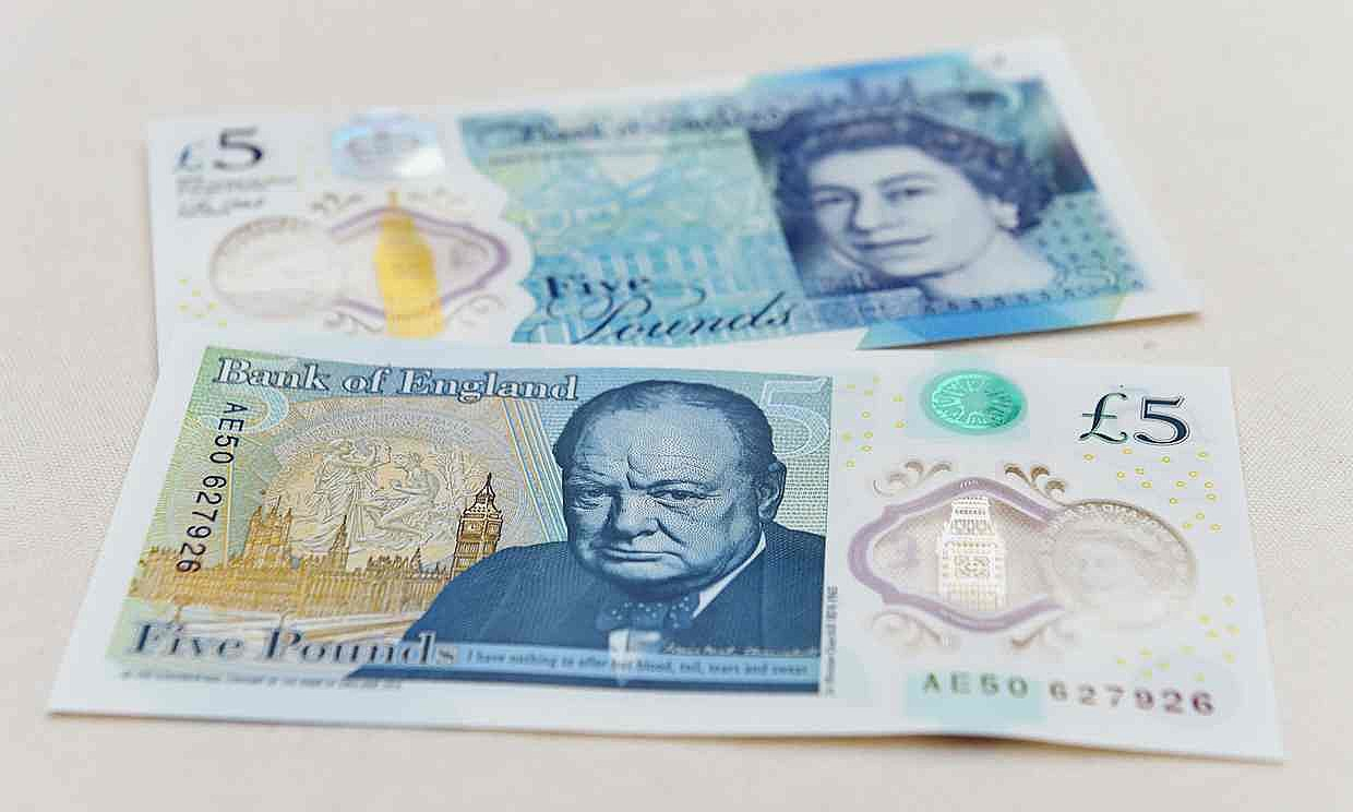 Petition to scrap new £5 note due to use of animal fat