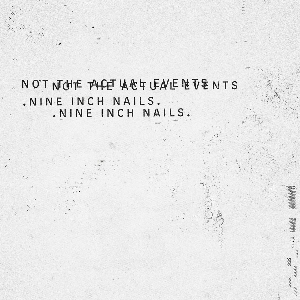 Nine Inch Nails releasing a new EP next week