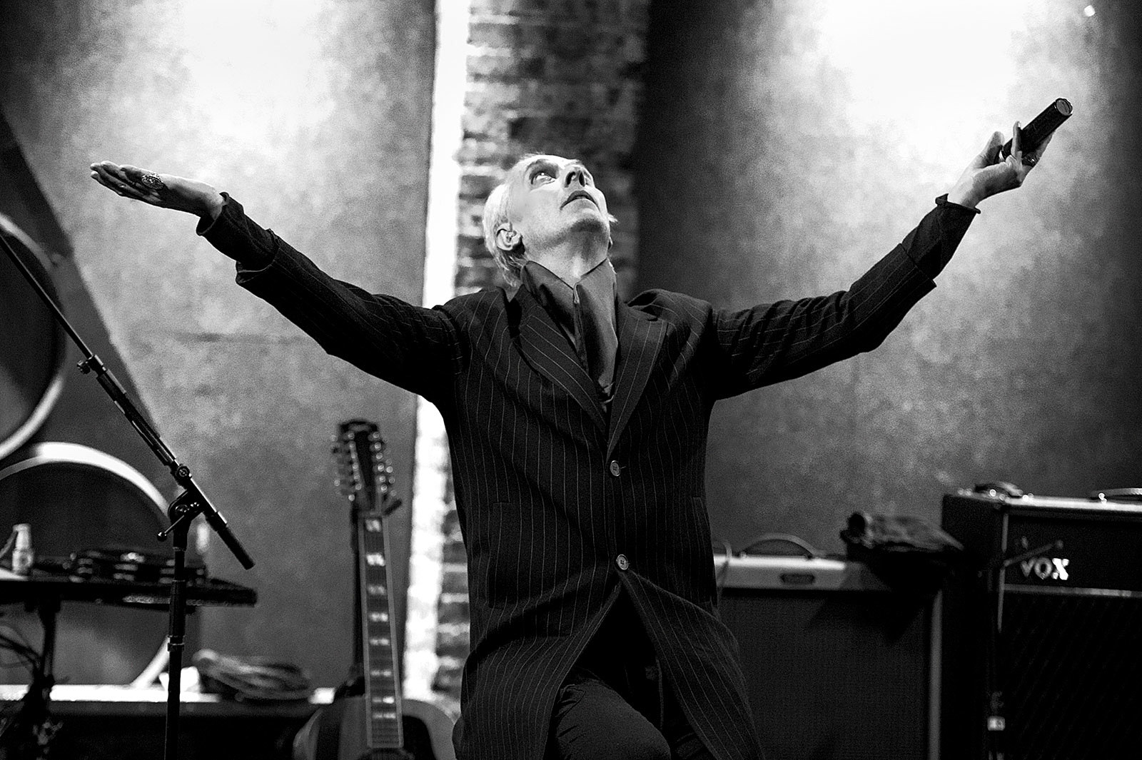 Peter Murphy at City Winery