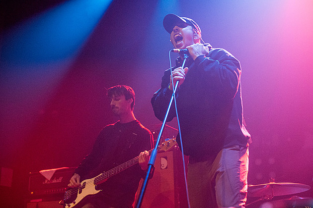 Citizen at Webster Hall