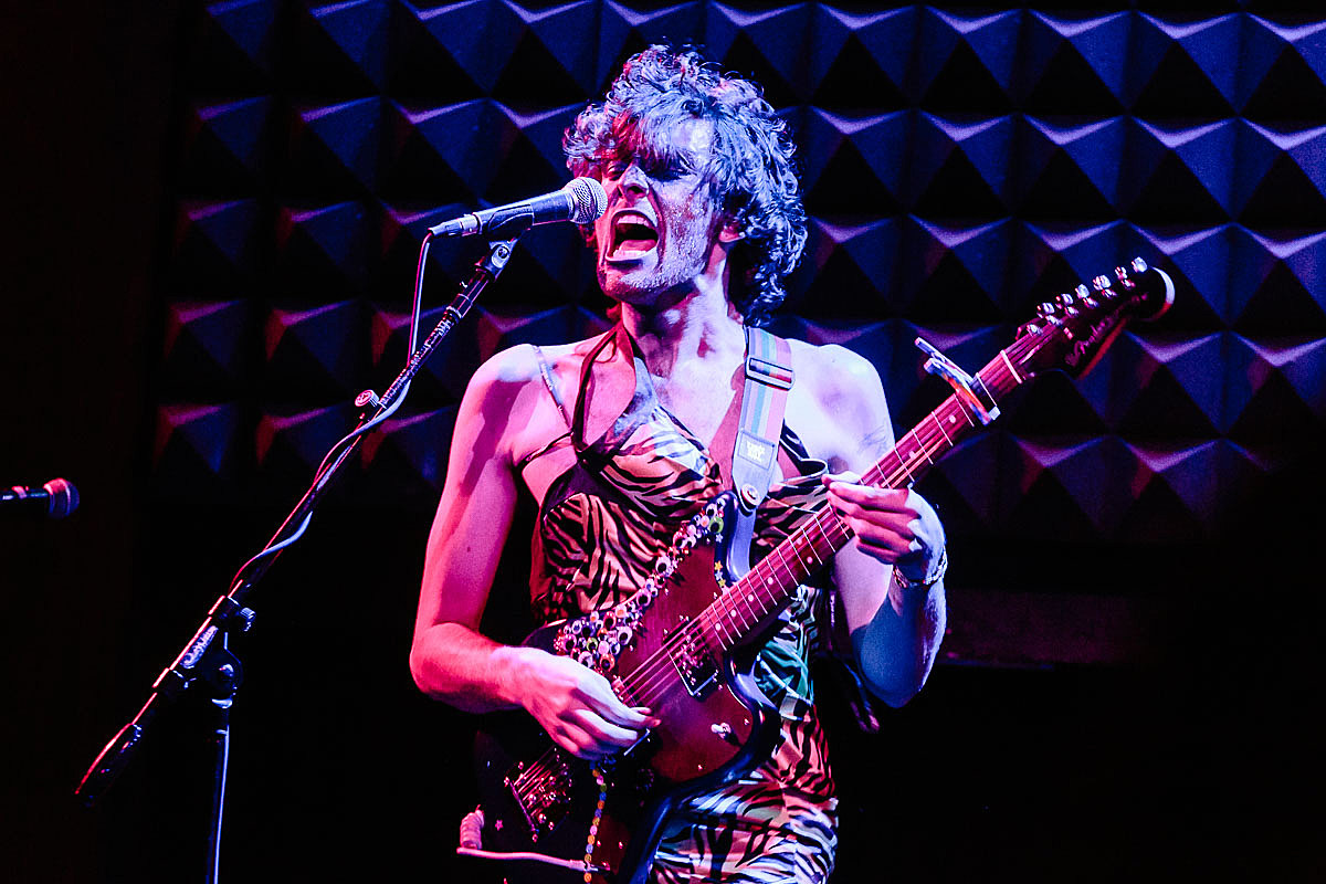PWR BTTM @ Joe's Pub last month (more by Sachyn Mital)