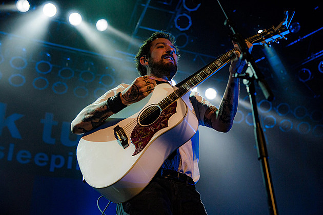 Frank Turner at House of Blues Chicago