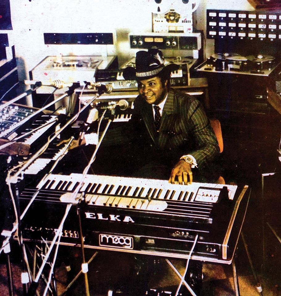 William Onyeabor, RIP