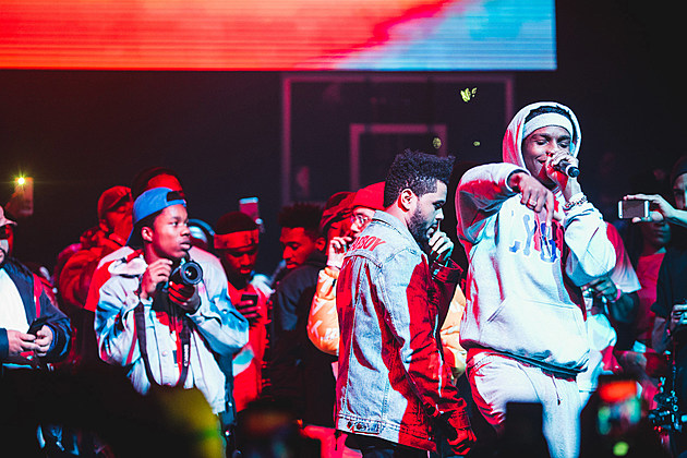 Yams Day 2017 at Theater at Madison Square Garden