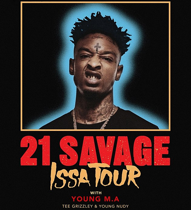 21 Savage & Young MA announce tour