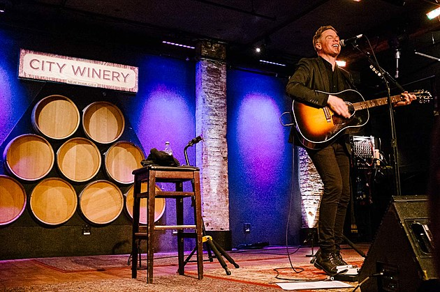 Josh Ritter Offers Light And New Songs At Works In Progress City