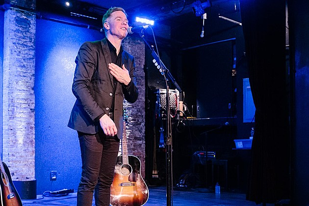 Progress Lighting Lucky Collection 14 5 In 2 Light: Josh Ritter Offers Light And New Songs At €�Works In