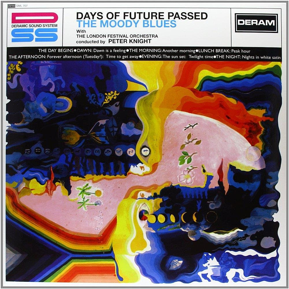 moody blues announce days of future passed 50th anniversary tour