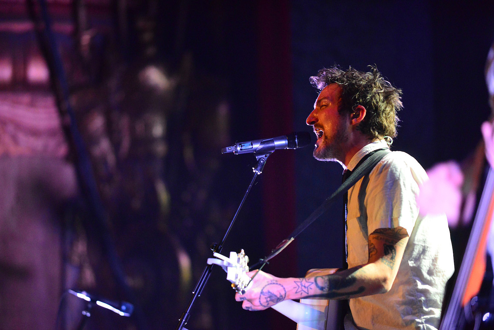 Frank Turner and The Sleeping Souls at Beacon Theatre