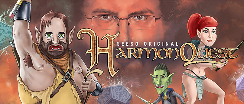HarmonQuest is among SXSW's 2017 comedy offerings