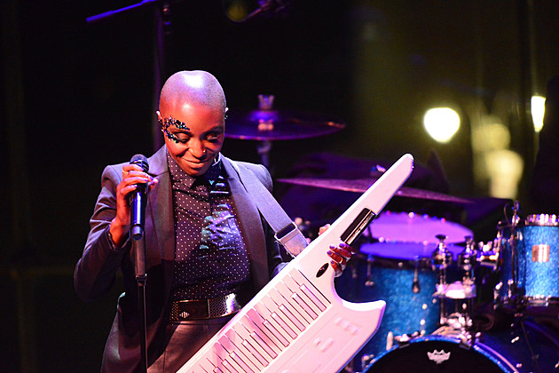 Laura Mvula at Lincoln Center's Appel Room