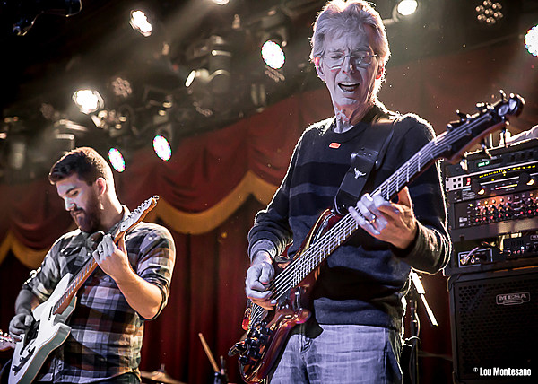 phil lesh the terrapin family band brooklyn bowl pics review setlist. Black Bedroom Furniture Sets. Home Design Ideas