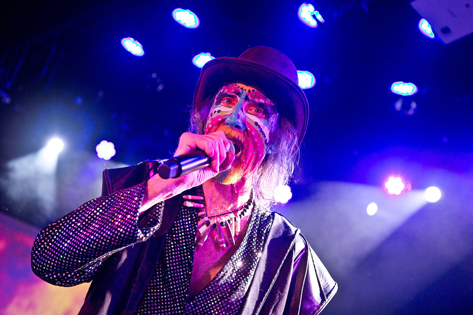 The Crazy World of Arthur Brown at Le Poisson Rouge