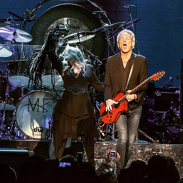 Fleetwood Mac @ MSG 2015 (more by Gretchen Robinette)