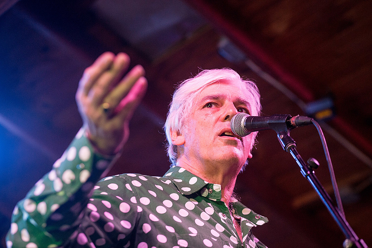 Today's livestreams (Iggy Pop, St. Vincent, Robyn Hitchcock covering David Bowie, more)