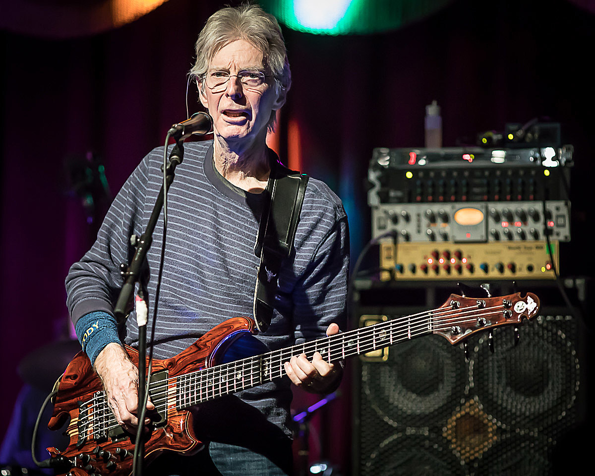 tours announced: Phil Lesh, Christian Scott, Candy, Melted Fest, The Who, more