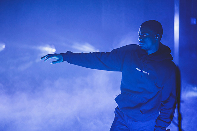 Vince Staples at The Metro