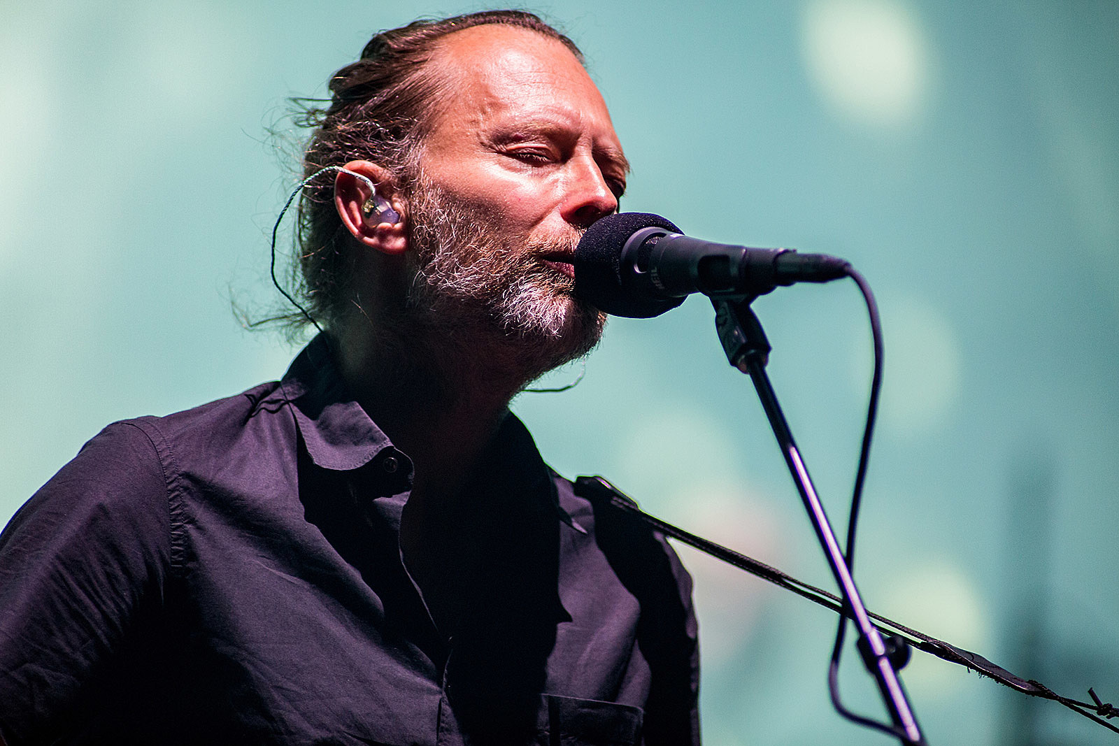 Thom Yorke Responds to Tel Aviv Controversy