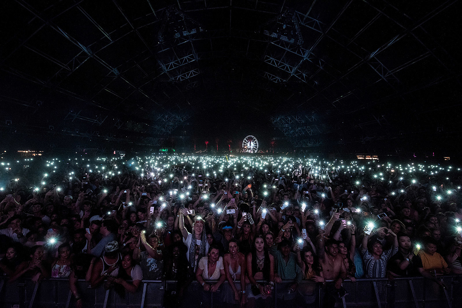 A Man Allegedly Stole More Than 100 Phones At Coachella