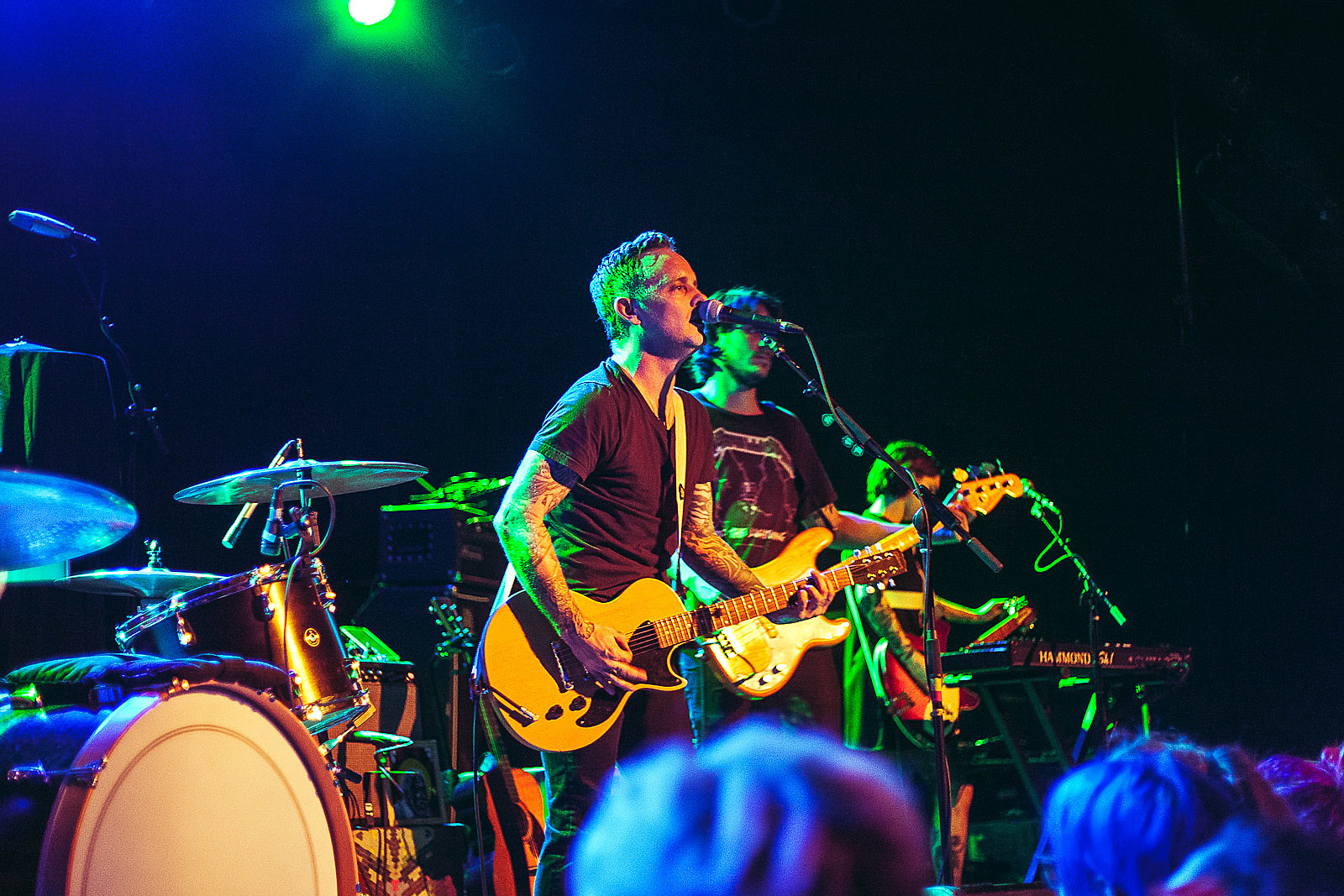 Dave Hause at Music Hall of Williamsburg