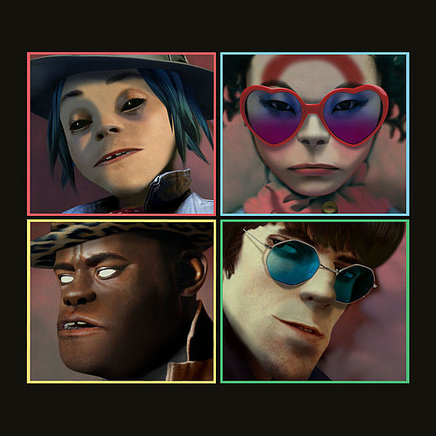 Image result for Gorillaz: Humanz