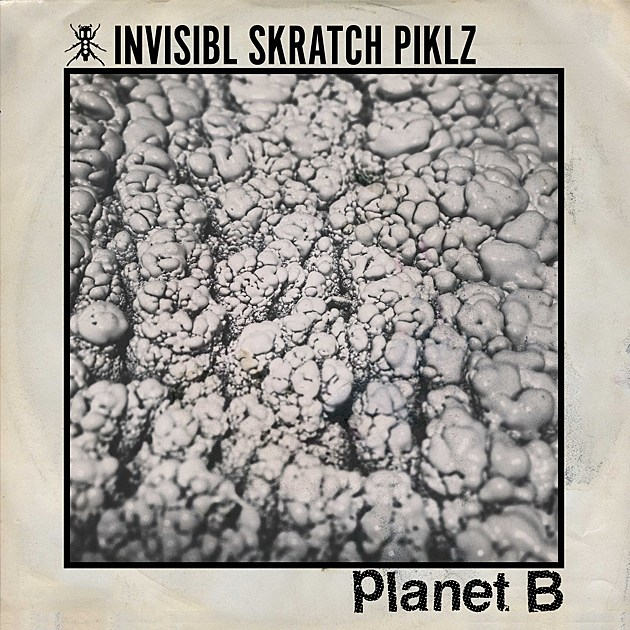 Invisibl Skratch Piklz Planet B