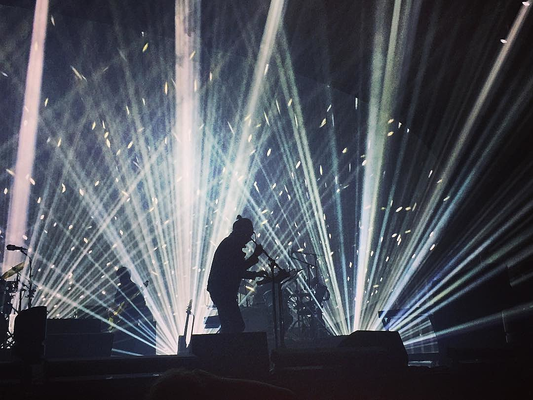 Radiohead continue tour play where i end and you begin for first radiohead continue tour play where i end and you begin for first time in 9 years setlists videos izmirmasajfo