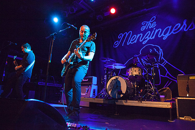 The Menzingers at Music Hall of Williamsburg