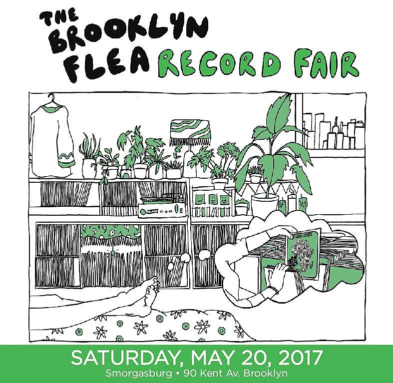 brooklyn-flea-record-fair-2017