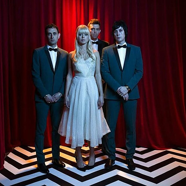 "Chromatics played ""Shadow"" in Twin Peaks premiere ++ watch the new opening credits"