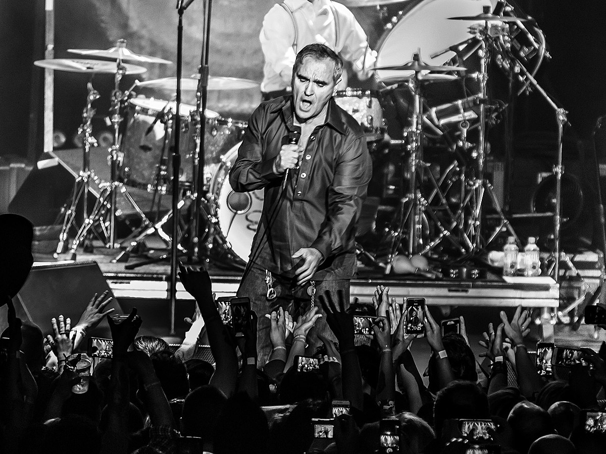 Morrissey Interpol add Hollywood Bowl show to tour