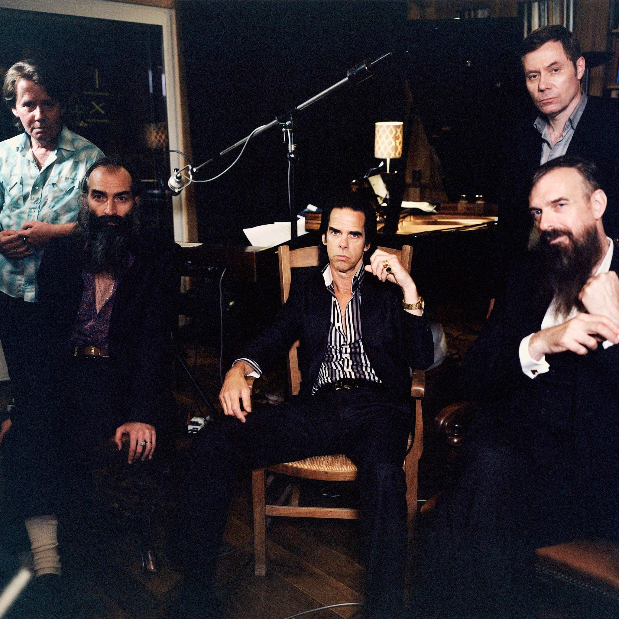 Nick Cave & The Bad Seeds are stoked for Memorial Day.
