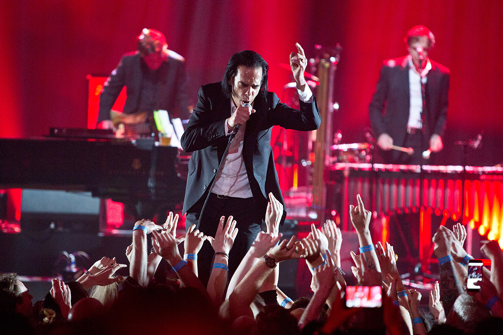 Nick Cave and The Bad Seeds at Kings Theatre