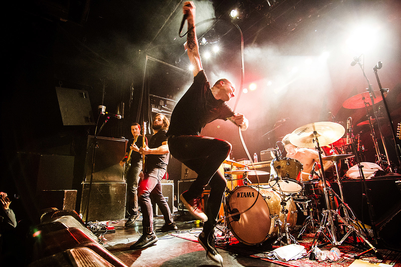 Touche Amore at Irving Plaza