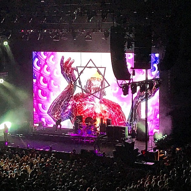"""Tool began tour, played """"Eulogy"""" for the first time in 16"""