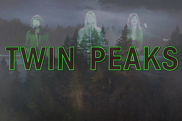 The music of Twin Peaks