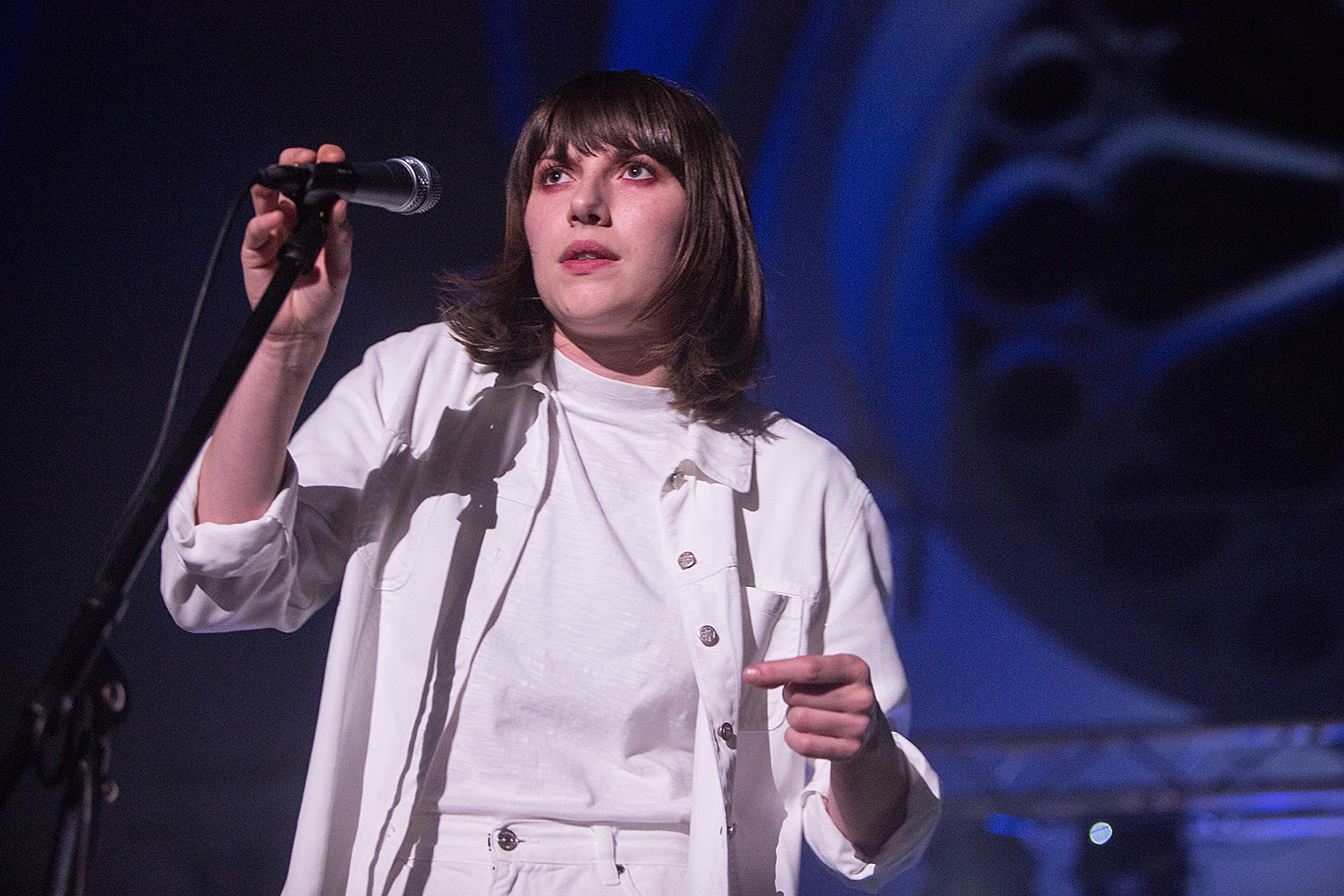 Aldous Harding at Park Church Co-Op