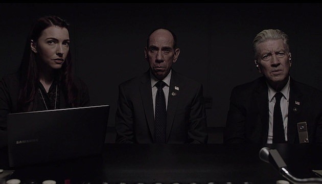 This is the FBI: Chrysta Bell, the late Miguel Ferrer, and David Lynch on 'Twin Peaks: The Return'