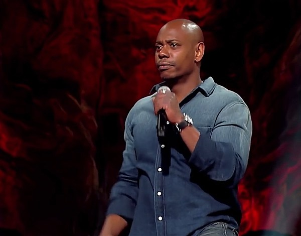Dave Chappelle Radio City Tour