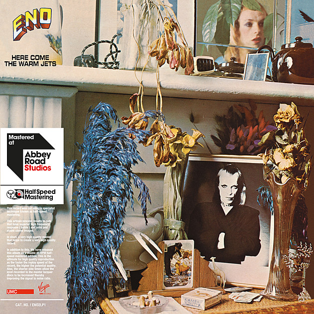 Brian Eno S Four 70s Vocal Albums Getting Deluxe Vinyl Reissues