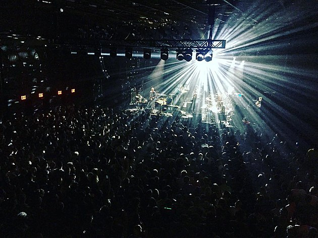 LCD Soundsystem @ Brooklyn Steel 6/17/2017 (photo by @dr_dolce14)