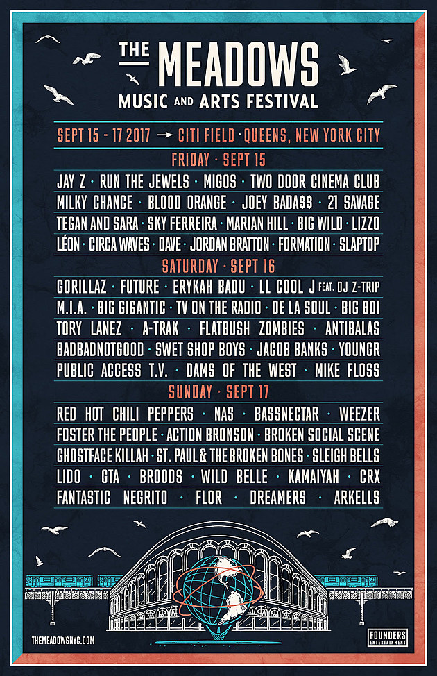 meadows-daily-lineups