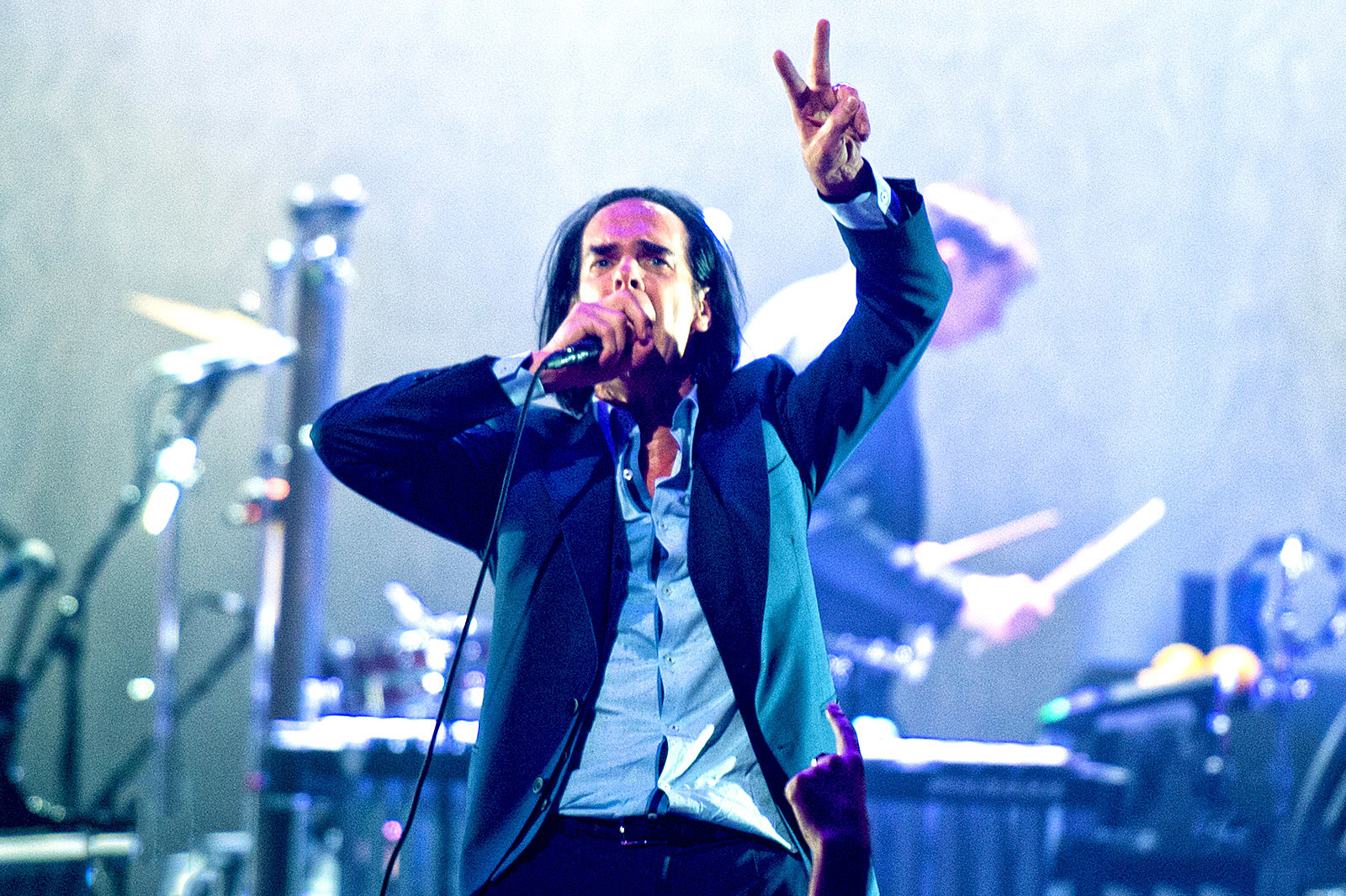 Aussie rocker Nick Cave says he's in Israel because of BDS