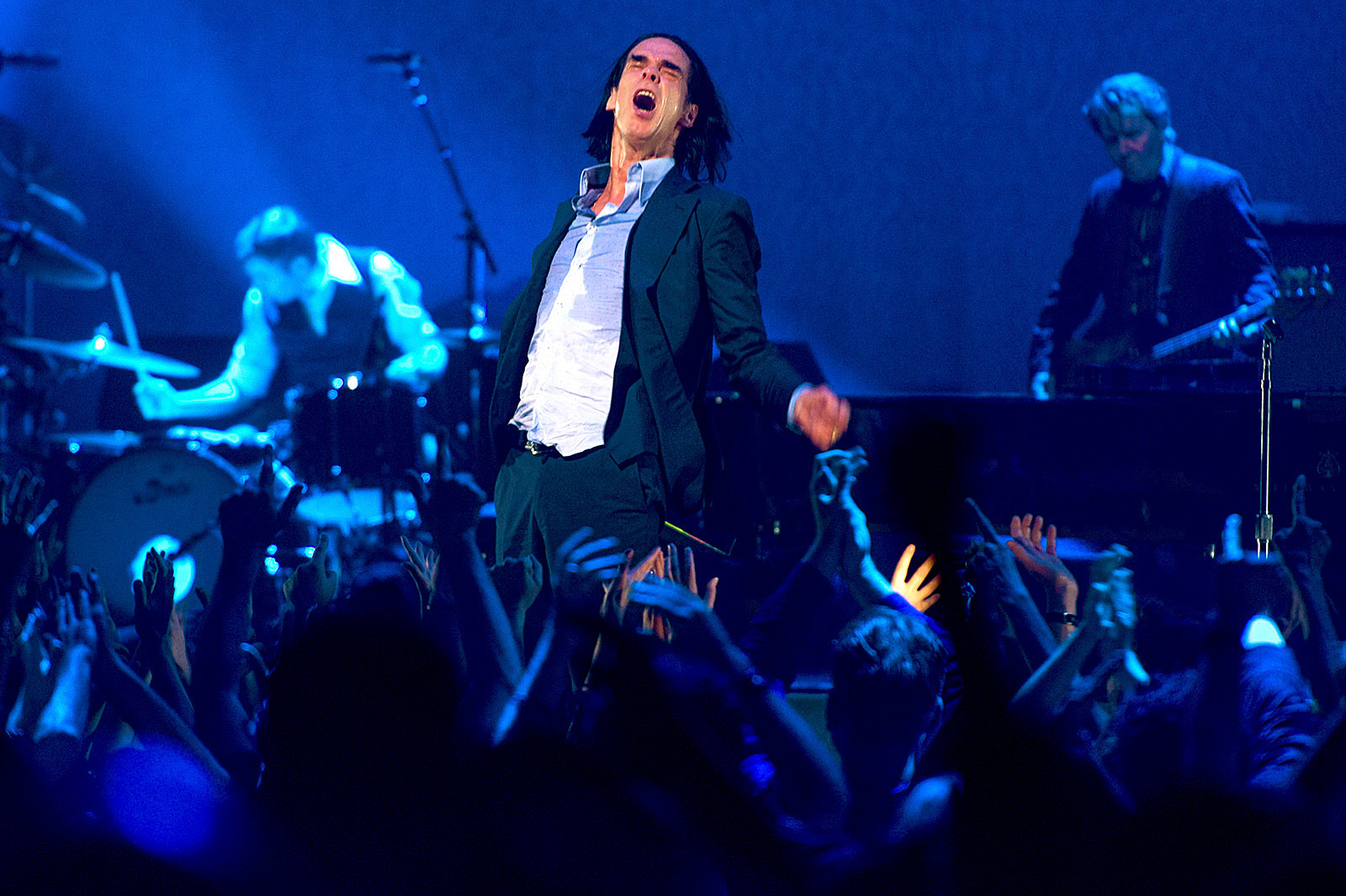 Nick Cave at Beacon Theatre